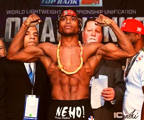 Watch Ghanaian Champion Isaac Dogboe vs Emanuel Navarrete Live