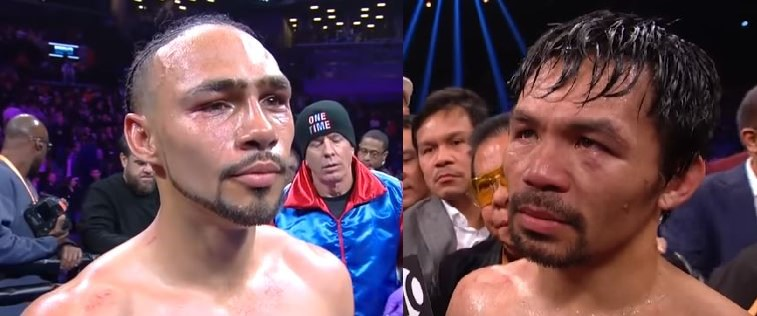 Manny Pacquiao should fight Keith Thurman next for WBA supremacy