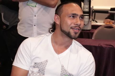 Keith Thurman will run in the ring if he fights Manny Pacquiao