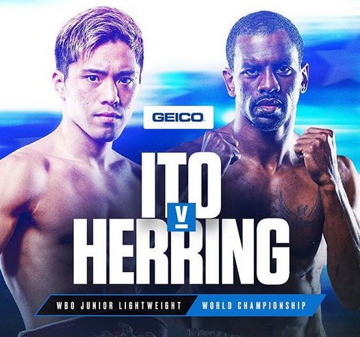 Watch Masayuki Ito vs Jamel Herring, Pedraza vs Lozada Jr ESPN Live