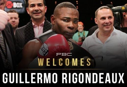 Watch Guillermo Rigondeaux vs Giovanni Delgado Live on PBC FS1 Prelims