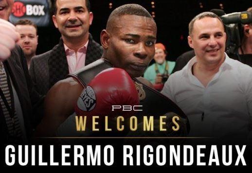 Watch Guillermo Rigondeaux vs Giovanni Delgado Live on PBC FS1 Prelims