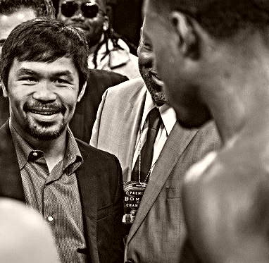 Manny Pacquiao will avoid Errol Spence Jr in favor of an easier opponent