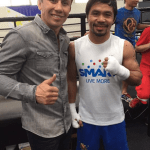 A Manny Pacquiao vs Gennady Golovkin Would Be A Big Drama Show