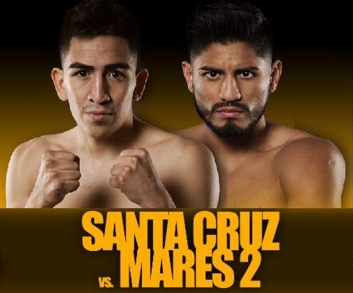 Leo Santa Cruz Defeats Abner Mares in Rematch