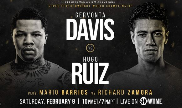 Gervonta Davis Destroys Hugo Ruiz to Retain 130-Pound Title