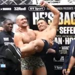 Tyson Fury's antics would get him destroyed by Deontay Wilder or Anthony Joshua
