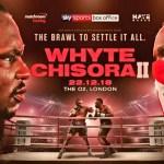 Dereck Chisora vs Dillian Whyte