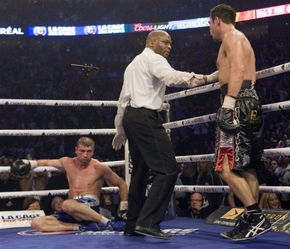 Lucian Bute vs. Librado Andrade: What a Fight, What a Comeback, What a Robbery!