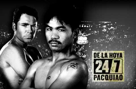 Pacquiao/De La Hoya 24/7 Episode # 1