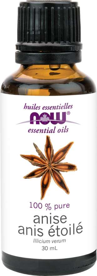 Anise Oil 30ml | NOW Foods Canada