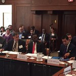 PM Mitchell at the National Academies of Science, Engineering and Medicine in DC