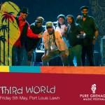 Pure Grenada Music Festival Announces its 3rd Confirmed Artiste