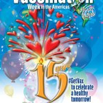 Grenada Commemorates Vaccination Week in the Americas, 22-29 April