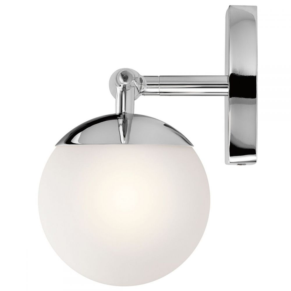 jasper polished chrome wall light 3 lamps by kichler kl jasper3 bath