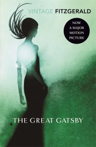 The Great Gatsby - Vintage Books cover