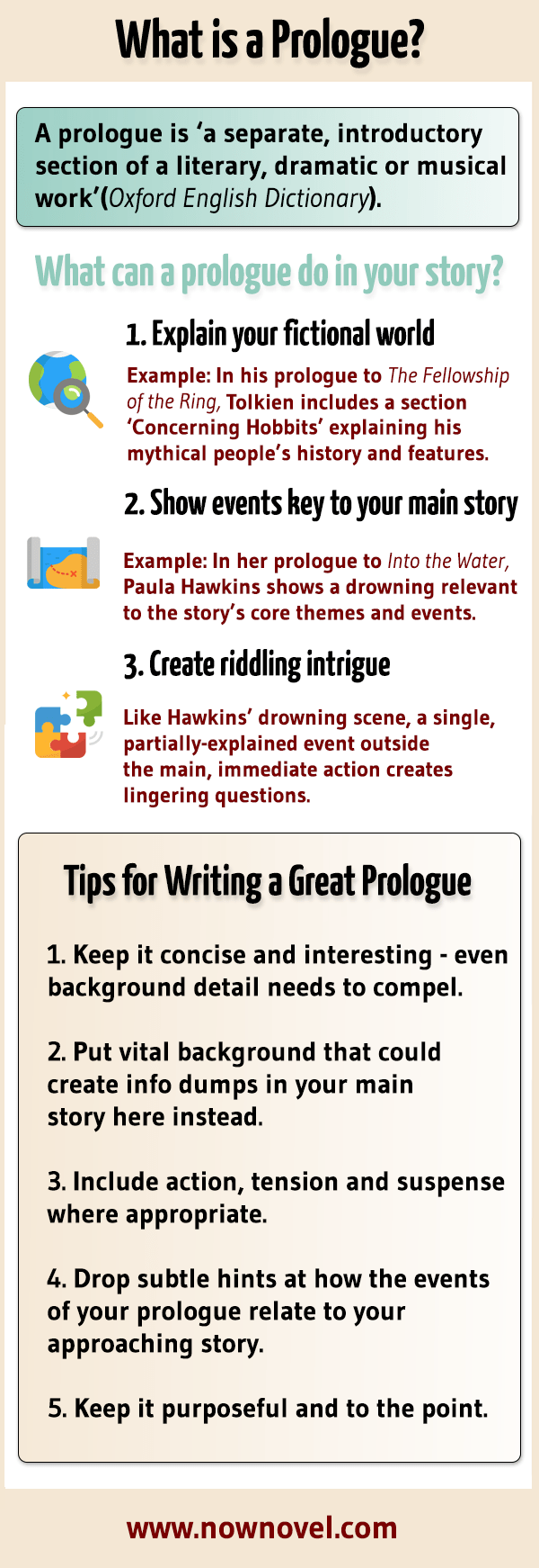 What is a Prologue (and Epilogue)? Examples and Tips  Now Novel
