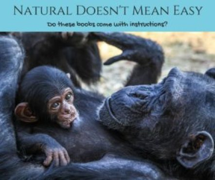 Natural Doesn't Mean Easy - Breastfeeding Struggles