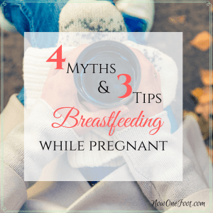 Breastfeeding while pregnant: 4 myths and 3 tips