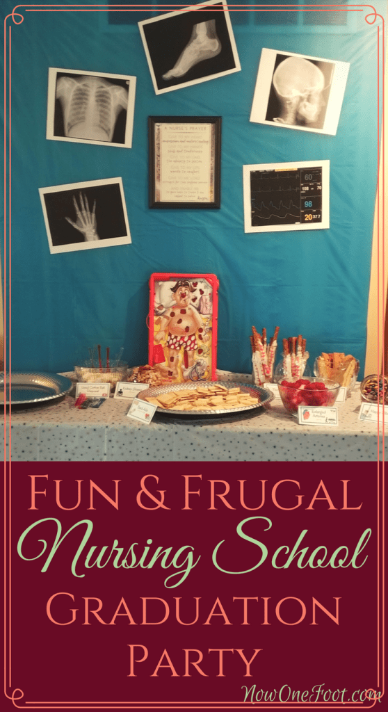 nursing school graduation party | medical theme party | doctor themed party | hospital party