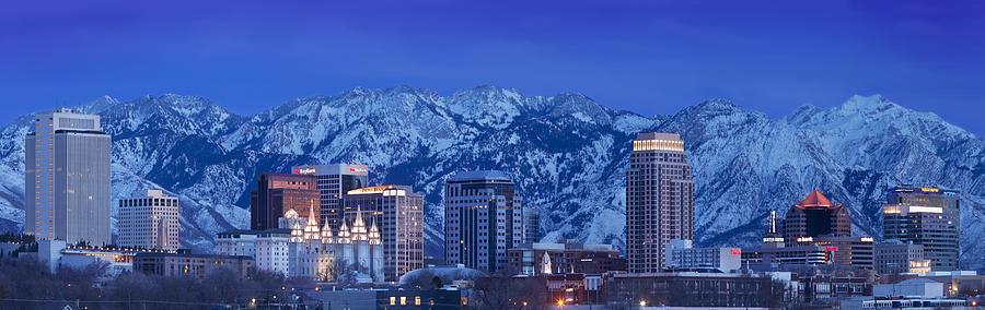 Salt Lake City - Government Health Plan