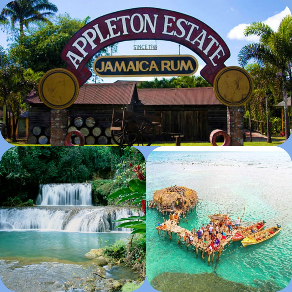1-4 Persons $270 frm Mobay/negril $350