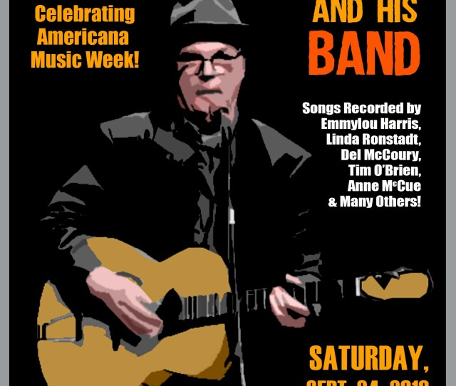 David Olney And His Band Presented By Bobbys Idle Hour Tavern Nowplayingnashville Com