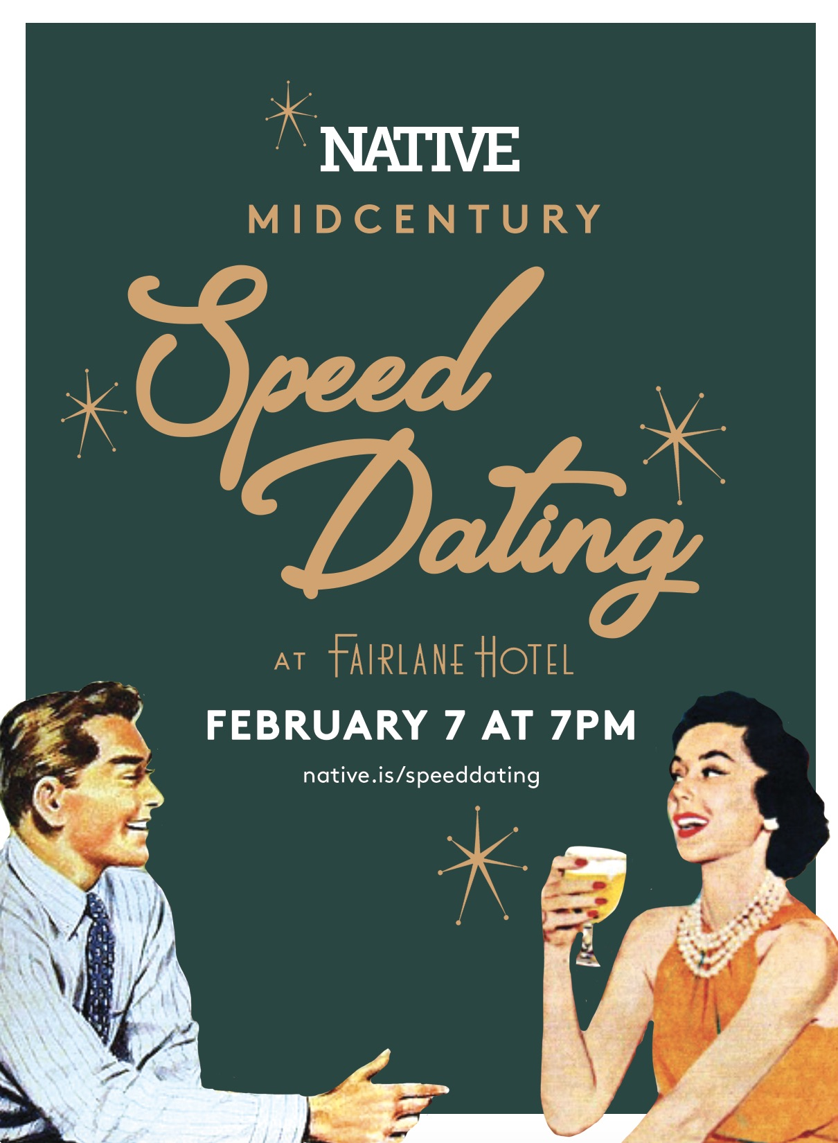 Speed dating Winchester