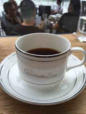 coffee at keepoo cafe