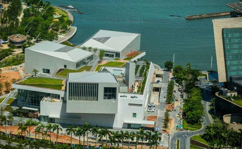 CNN: The Sea World Culture and Arts Center opens in Shekou supported by V&A Museum