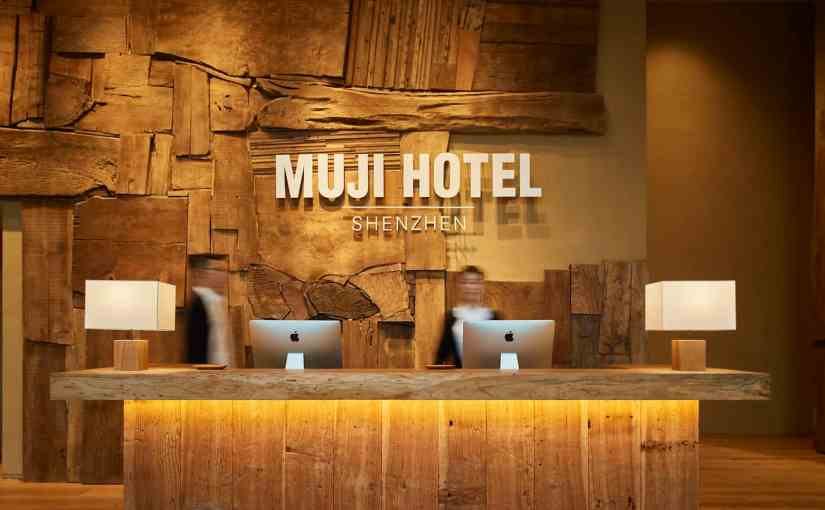 Muji Launches First Ever Hotel in Shenzhen