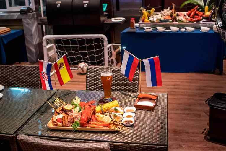 World Cup BBQ