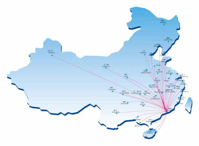 China Southern Airlines released brand new route to Southeast Asia