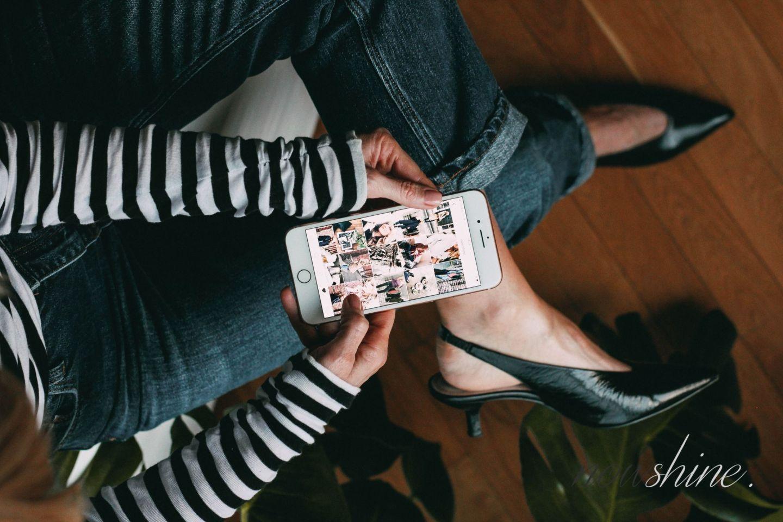 Großartige Instagram Accounts ü30 und ü40 - Nowshine ue40 Lifestyle, Fashion, Beauty