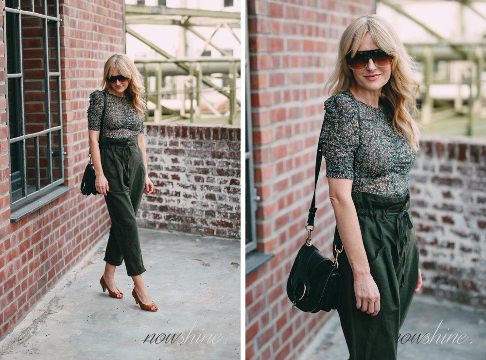 Sézane französische Mode Onlineshop Erfahrungen - Retouren -Nowshine ü40 Fashion Blog