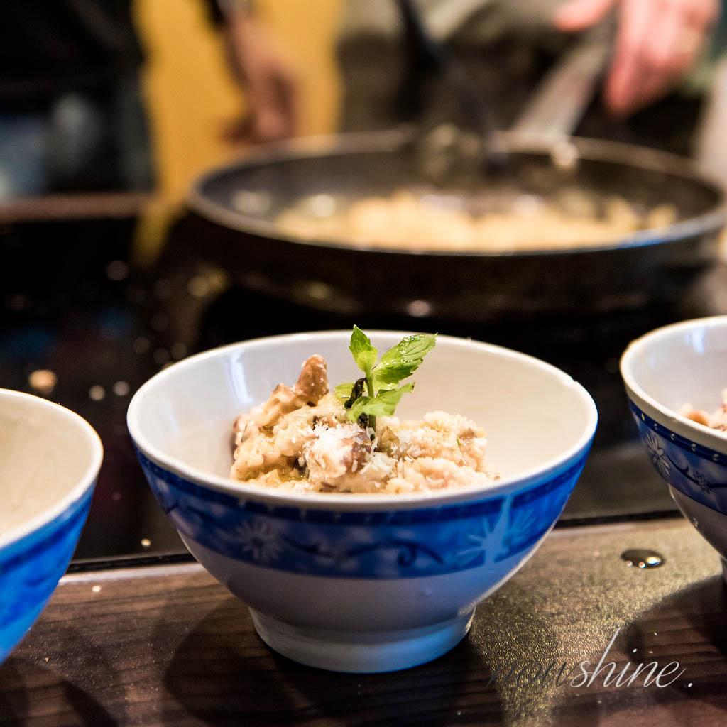 Ayurveda - Kochen mit Volker Mehl - Nowshine ue40 Blog -gesunde Ernährung- Couscous