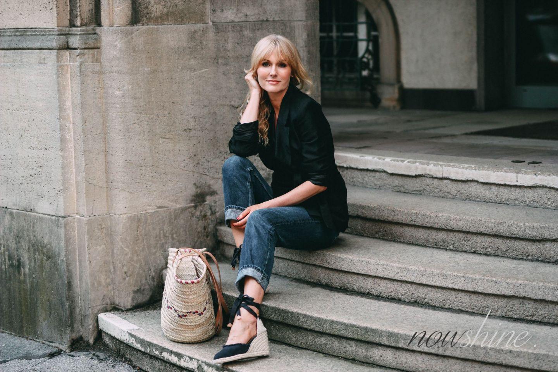 Klassiker Leinenblazer - Nowshine Fashion ü40 - die schönsten Leinenblazer 2018
