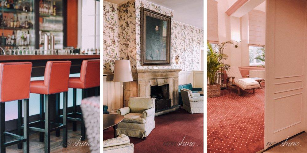 Luxuriöser Kurzurlaub im Relax- und Wellness Hotel Gräflicher Park Bad Driburg - Oscar´s Bar - Ayurveda Haus