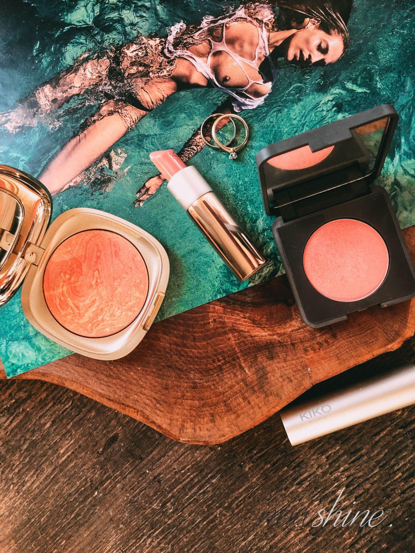 Wie gut ist Kiko - Rouge - Glossy Dream Lippenstift - Nowshine Beauty Blog ü 40