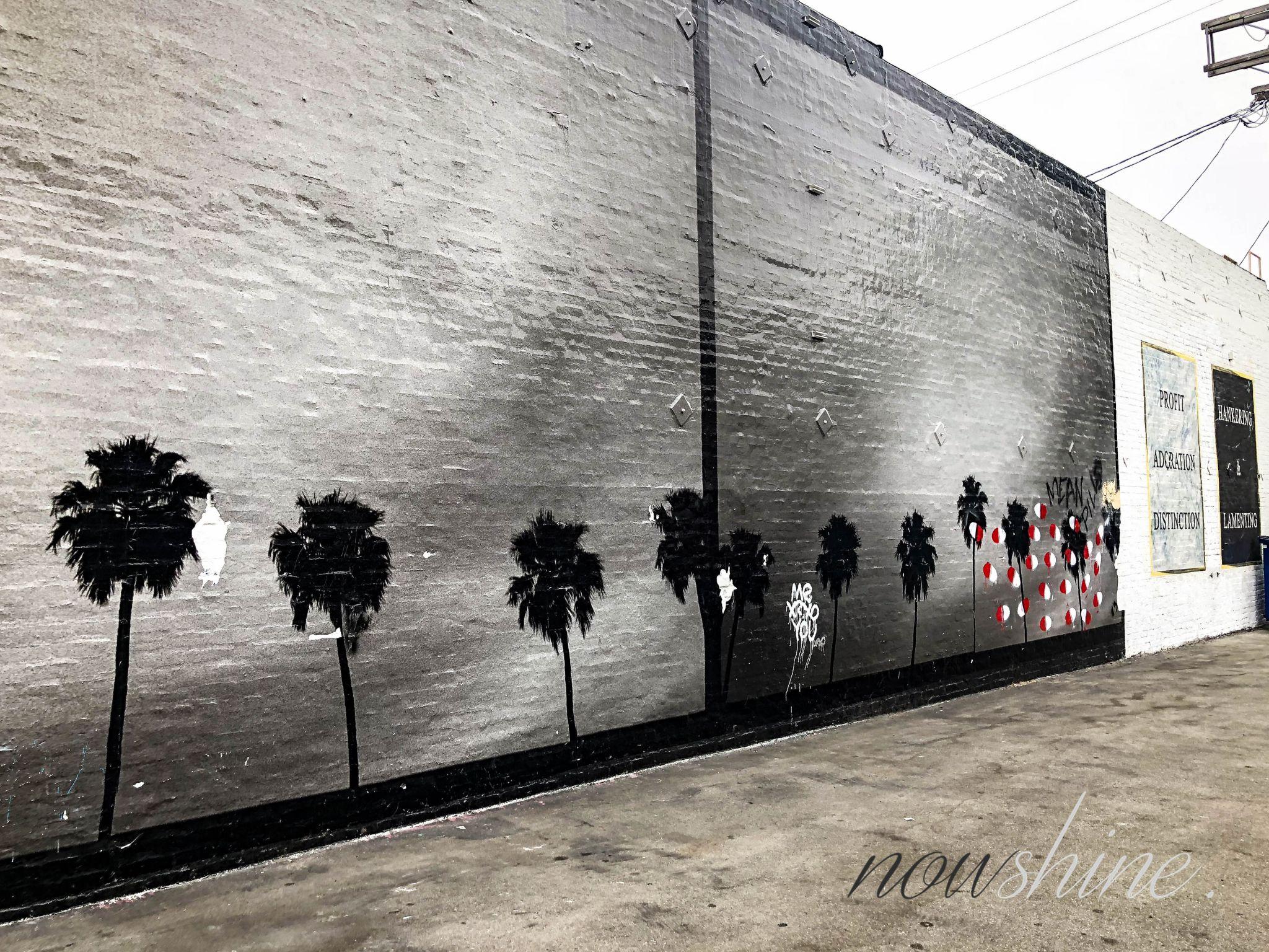 9f4b0b283e386a Venice, Los Angeles, Kalifornien - Nowshine ü 40 Reiseblog Save. Aus dem WENZ  Katalog - Kleid mit Blumen ...