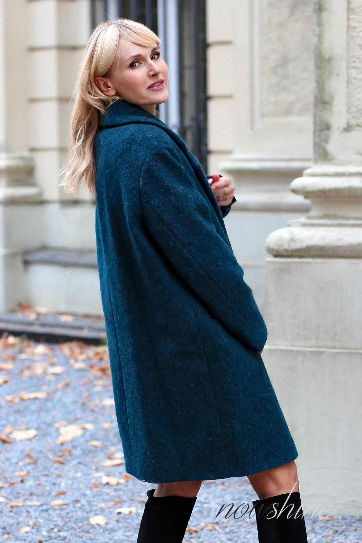Blazermantel im Oversized-Look von Bonita - Capsule Wardrobe Beispiele - Nowshine ü40 Mode