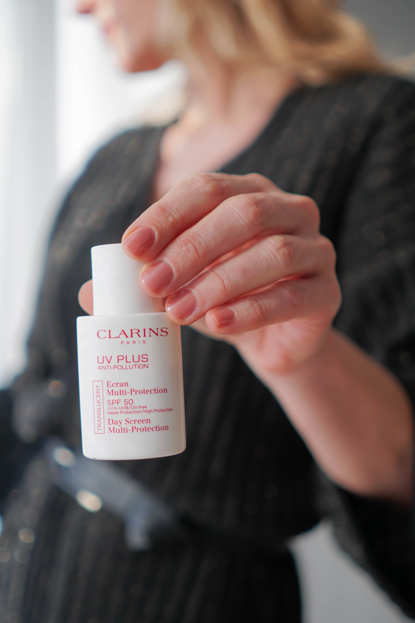 Clarins UV-Plus Anti Pollution-nowshine beauty