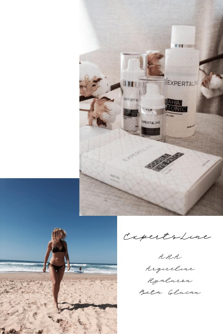 Beautyblog - ExpertsLine - Veralice - beste Anti-Aging Produkte - beste Inhaltsstoffe - Hyaluron - AHA - Argireline - Beta Glucan - Nowshine