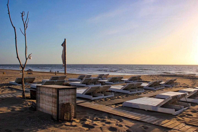 Noordwijk Tipps - Nowshine Lifestyle Blog über 40 - Wit Sand Beach Club