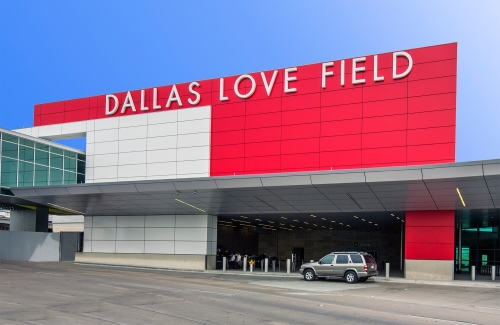 Dallas Love Field Portfolio Composite Panel