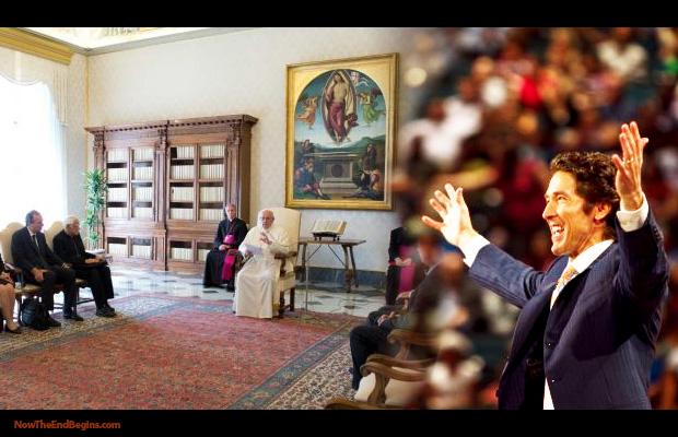 joel-Osteen-y-mormones-meet-con-papa-francis-uno-mundo-la religión-Chrislam