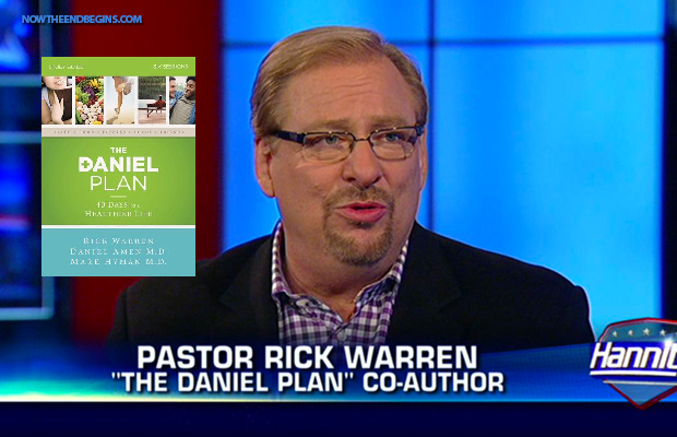 rick-warren-daniel-plan-fast-church-laodicea-emergent-chrislam