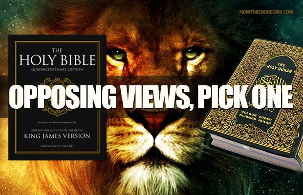 king-james-1611-authorized-version-holy-bible-vs-versus-quran-koran