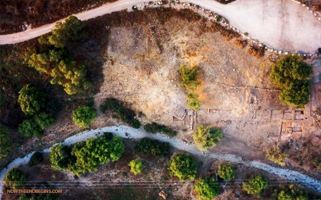 israeli-archaeologists-at-bar-ilan-discover-entrance-gate-to-philistine-city-gath-goliath-giant-king-david
