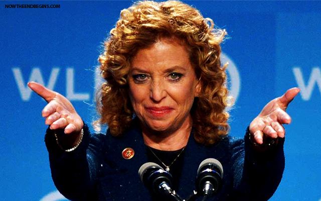 debbie-wasserman-schultz-sells-out-jews-israel-obama-iran-nuclear-deal-antisemitism